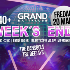 Week´s end by Grand 40+